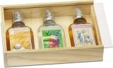 Wood Box Birdie Wasser